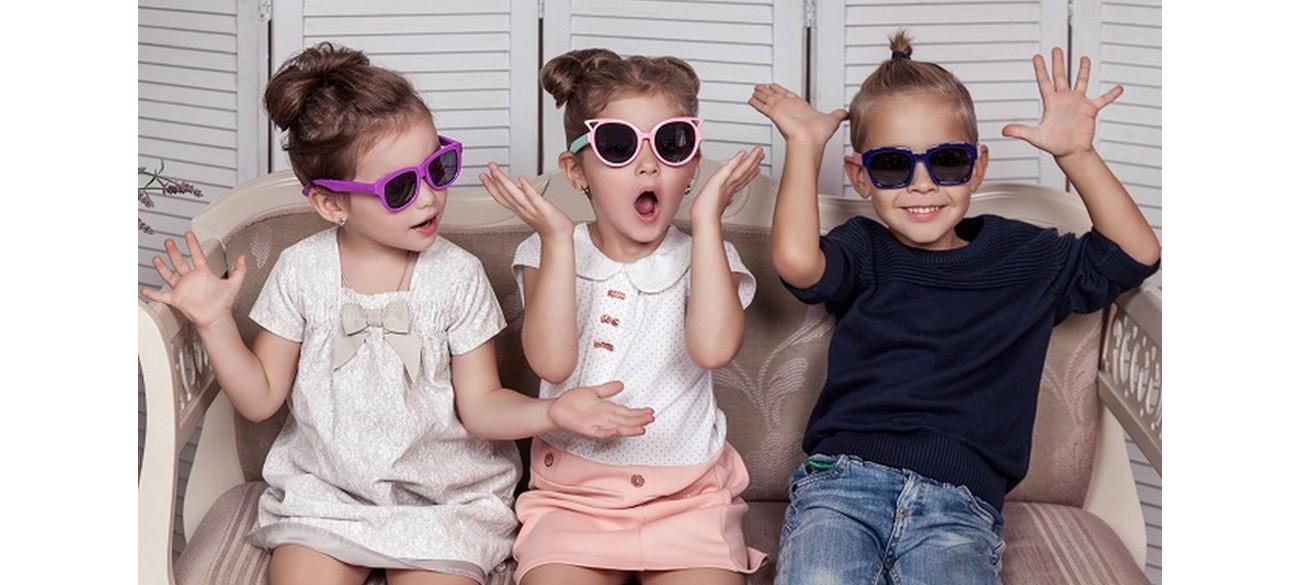 Дитячі окуляри